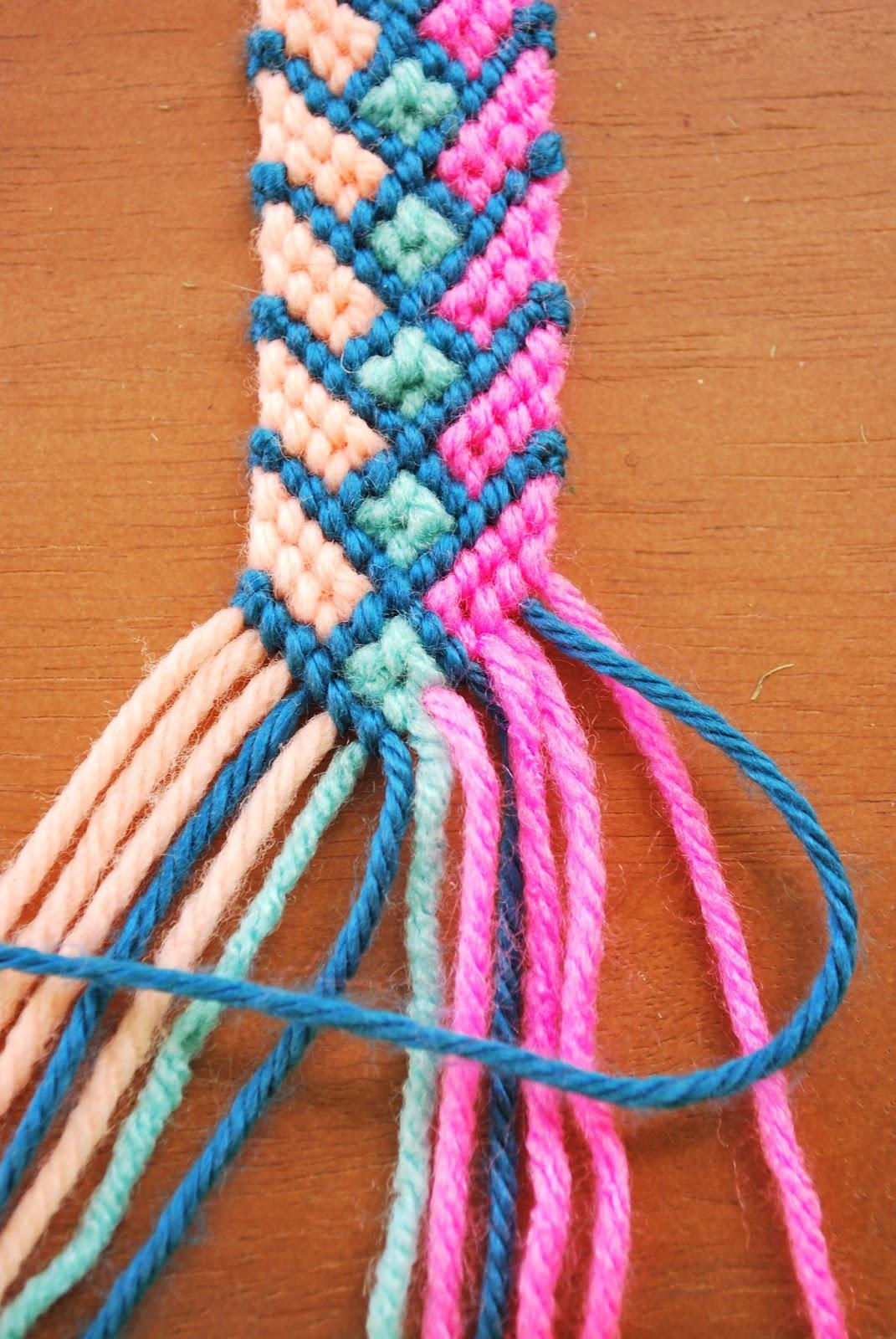 DIY: The Crazy Complicated Friendship Bracelet