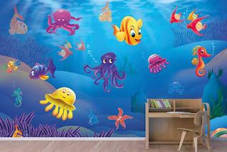 Sealife Wallpaper For Walls