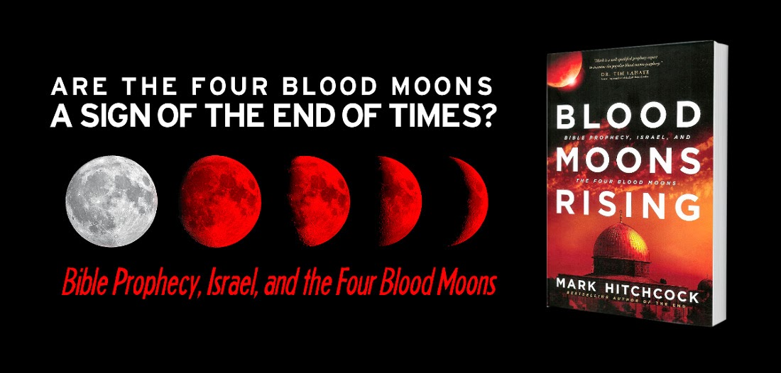 CHRISTIAN COGNITION quotBlood Moons Rising Bible Prophecy