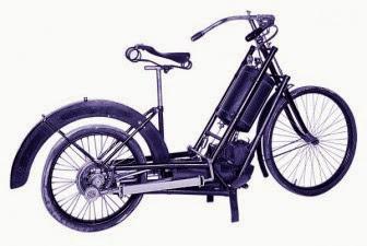 Reitwagen, Sepeda motor pertama di dunia.