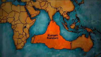 Kumari+Kandam - Pueblos Dravídicos y mito de Lemuria