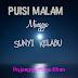 Puisi Malam Sunyi Kelabu
