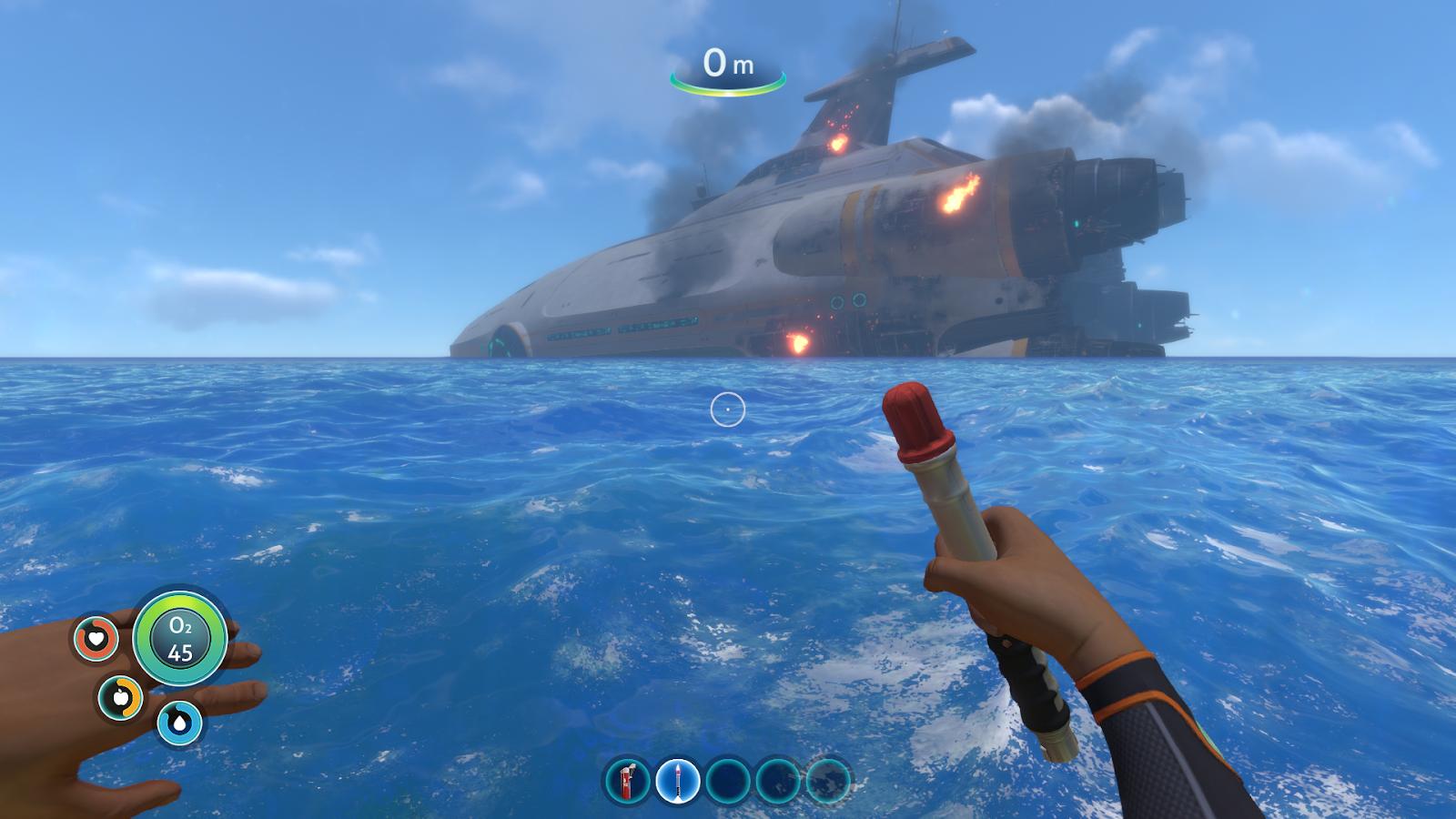 Hunter On Games Subnautica Analysis