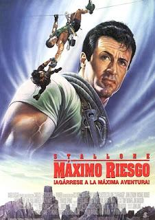 Ver Maximo Riesgo (Cliffhanger) (1993) Online