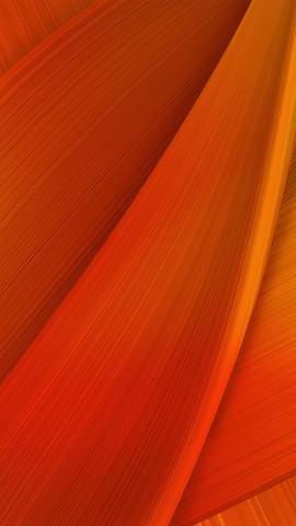 Zenfone Zoom Stock Wallpapers Orange