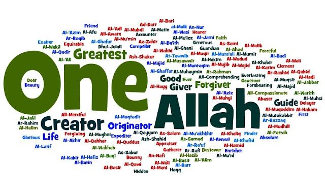 Makna Asmaul-Husna Dalam Rumi