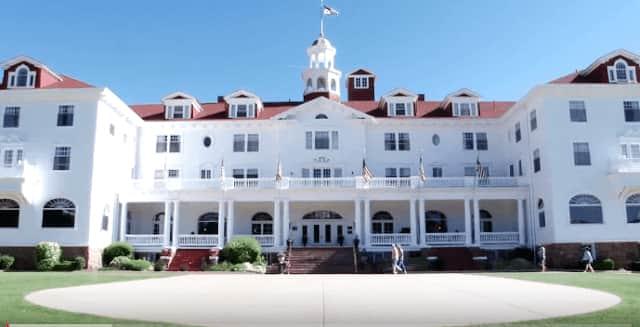 The Stanley Hotel- Estes Park, Colorado