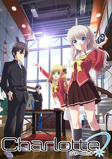 Poster Anime Charlotte (Summer 2015) - First Impression review by Glen Tripollo