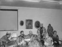 Predstavljanje knjige Vidim te tata Slaven Supetar slike otok Brač Online