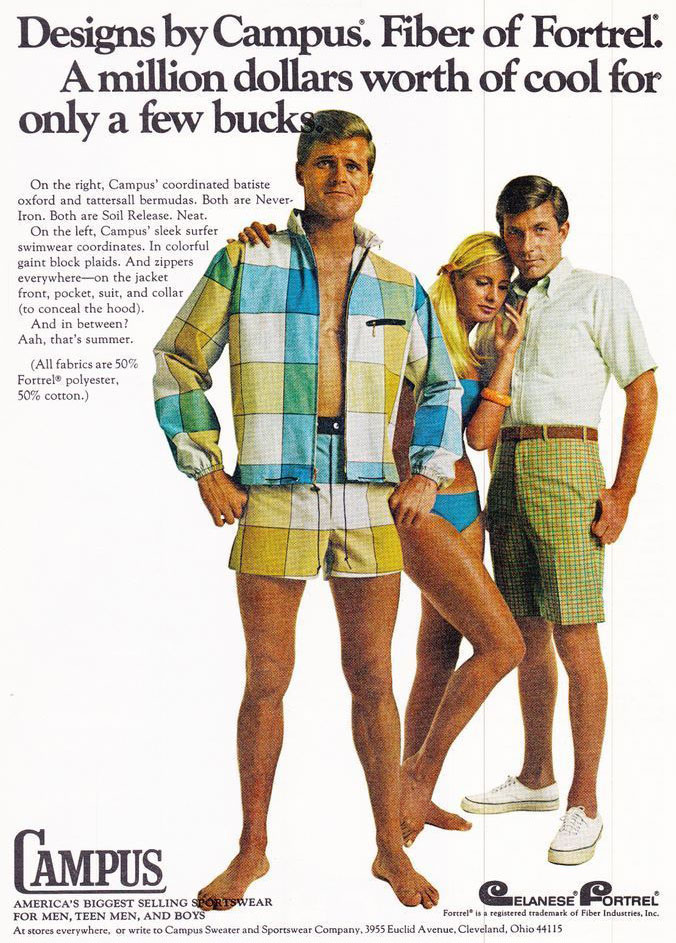 These Vintage Men S Fashion Ads Prove That The 70s Were A