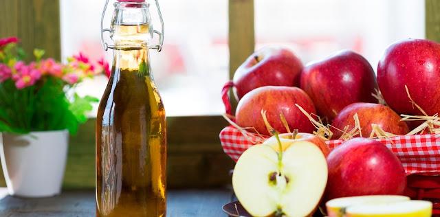 ¿Sabes que pasa si tomas vinagre de manzana diariamente ?
