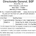 Law Officer Grade II at Directorate General, BSF , New Delhi - last date 19/06/2019