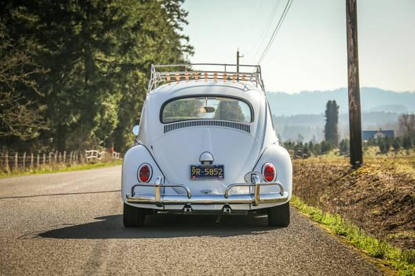 Garage Queen 1963 Volkswagen Beetle - Buy Classic Volks