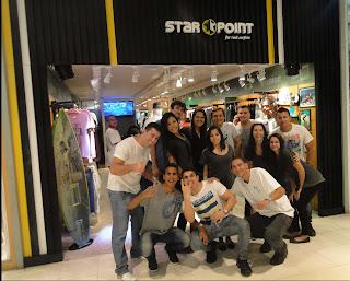 STAR POINT INAUGURA MAIS UMA LOJA NO RIO DE JANEIRO   Loucos Por ... b412676f63