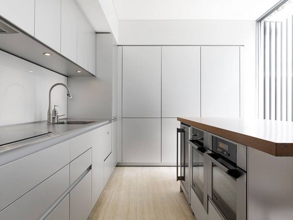 modern minimalist bedroom kitchen | Modern Minimalist House Design