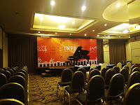 Sewa Backdrop dan Lighting