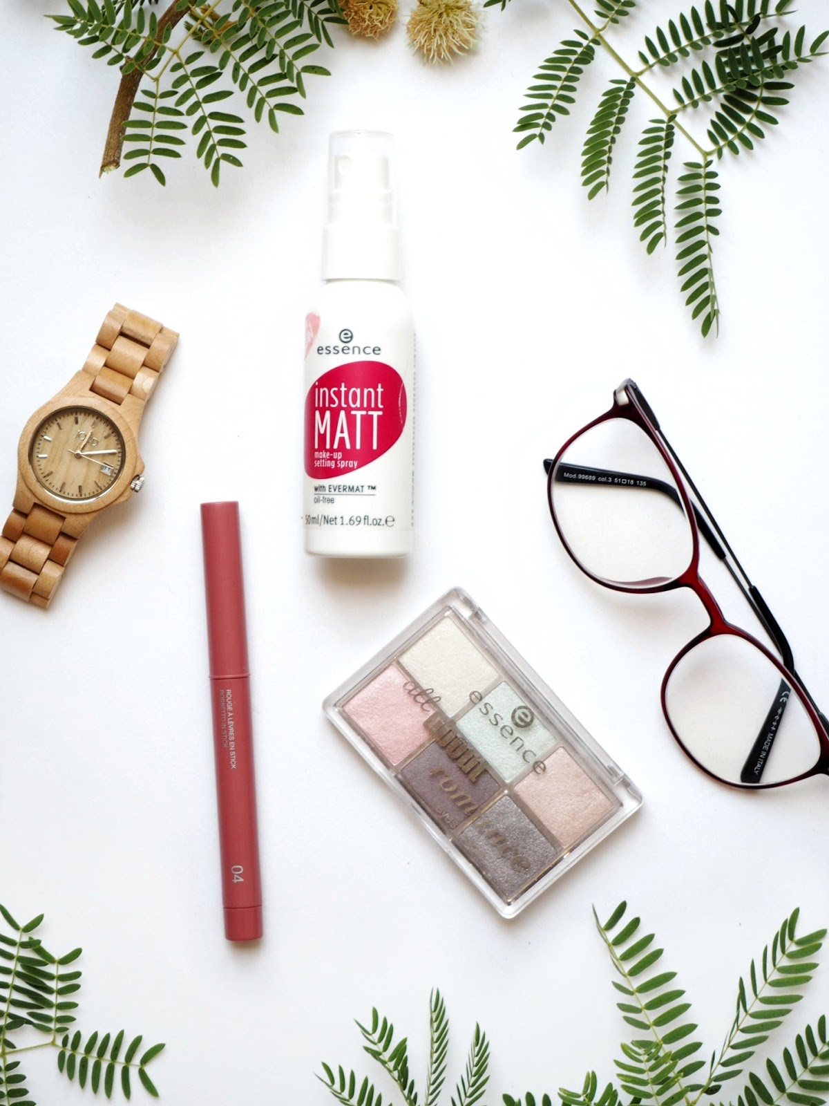 april favourites, may favourites, makeup, wood watch, setting spray, eyeglasses
