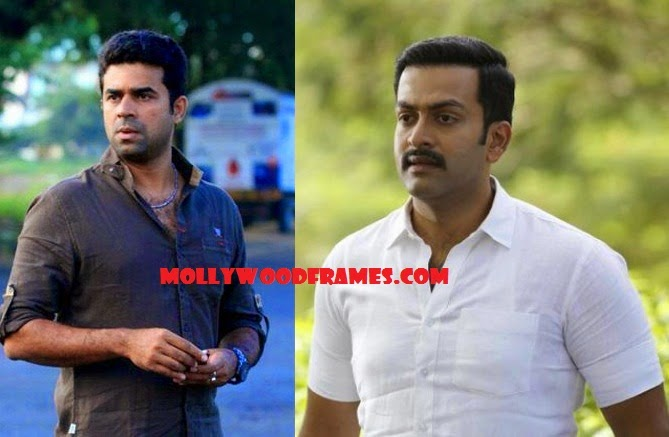 Vijay Babu in 'Tamaar Padaar' Malayalam movie