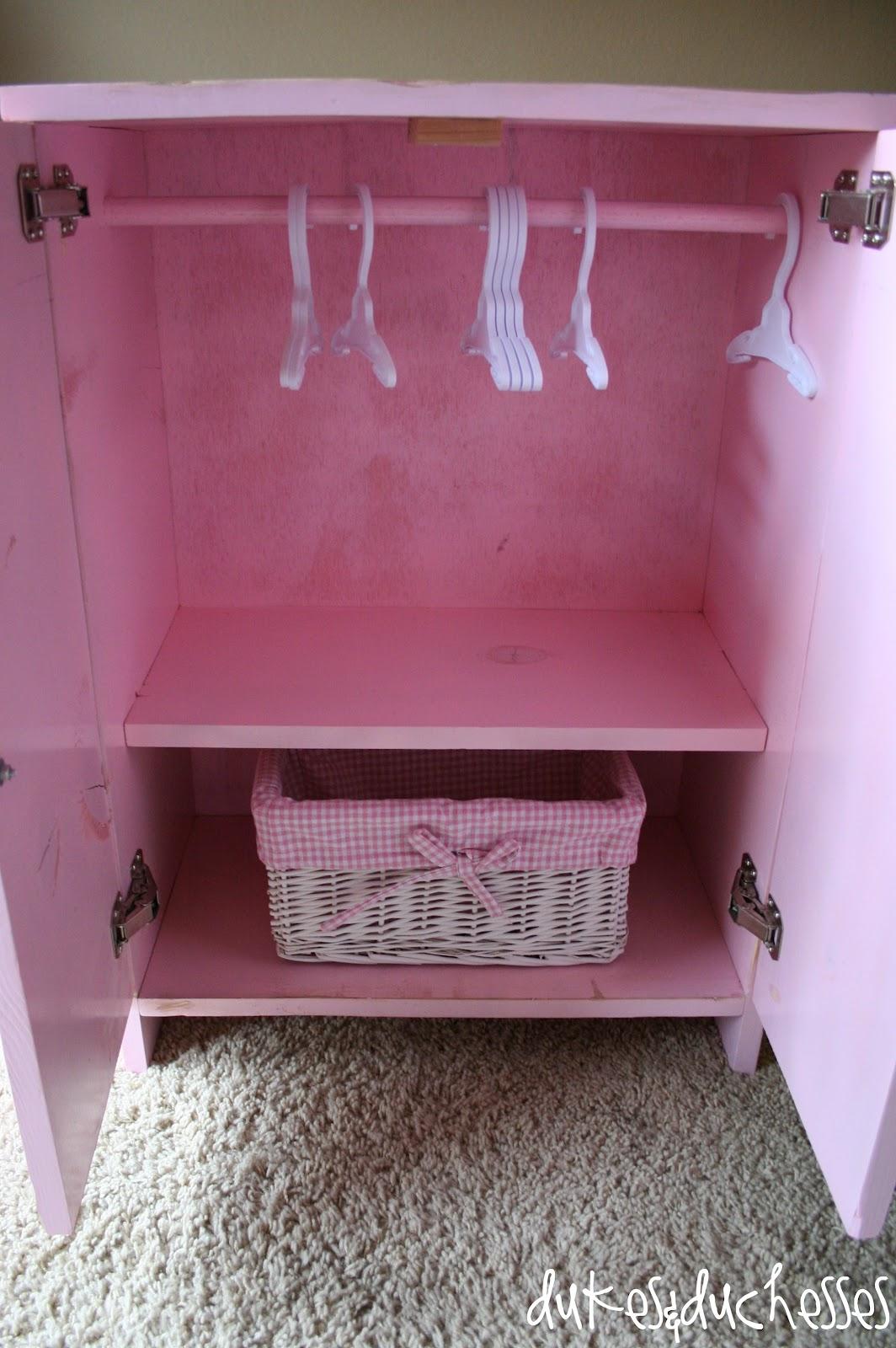 A Doll Closet