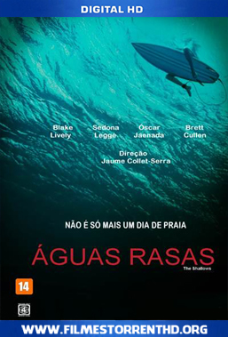 Baixar Águas Rasas – Torrent BluRay Ultra HD 1080p Dublado (2016)