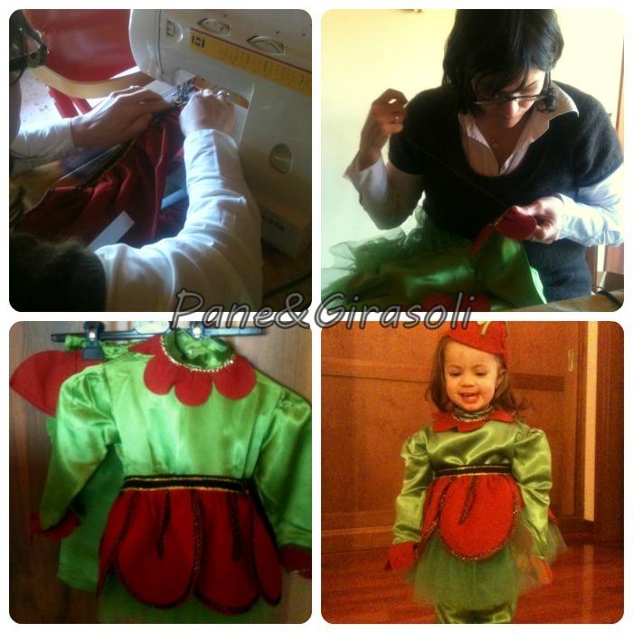 Pane   Girasoli  Il vestito di Carnevale 2743931274c4