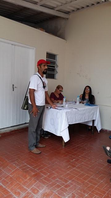 APEOESP Vale do Ribeira discute participação em greve durante reunião de representantes escolares