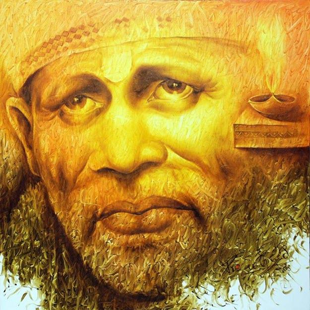 Sai Baba Photo In HD