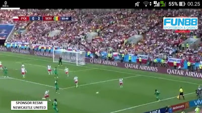 World Cup 2018, Aplikasi Streaming Piala Dunia Rusia 2018 Gratis Tanpa Iklan di Android Terbaru