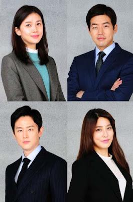 Sinopsis Whisper [Drama Korea] (2017)