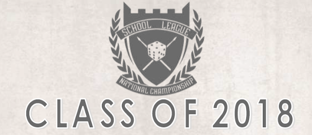 warhammer 40K age of sigmar school league 2018