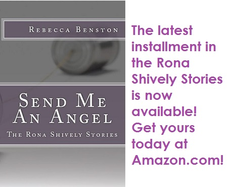 https://www.amazon.com/Send-Me-Angel-Shively-Stories-ebook/dp/B01IM6NNWA/ref=sr_1_1?ie=UTF8&qid=1469067181&sr=8-1&keywords=rebecca+benston#nav-subnav