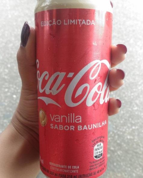 Coca cola edição limitada