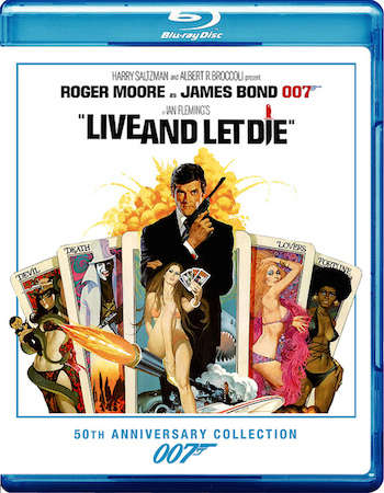 James Bond Live And Let Die 1973 Dual Audio Hindi Bluray Download