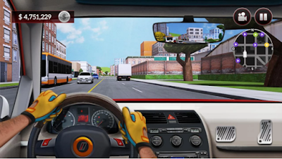 Drive for Speed Simulator Mod Apk v1.0.2 Unlimited Money Terbaru