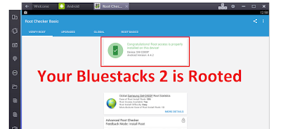 How to Root your Bluestacks 2