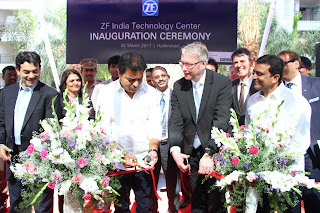 ZF Opens First Technology Center in India to Drive Global Development of Futuristic Automotive Technology