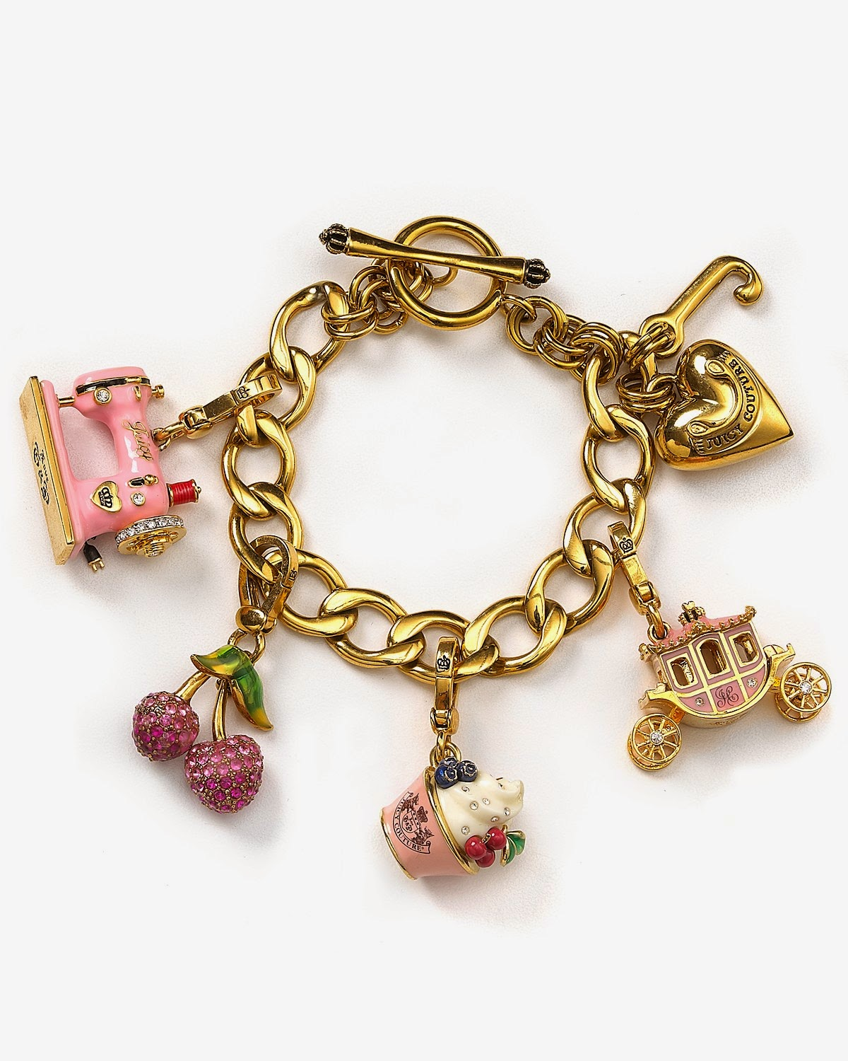 Juicy  Costure bracelet