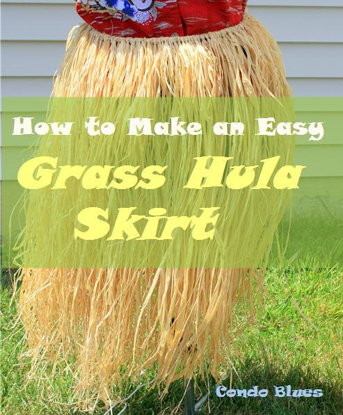 Make Grass Skirt 92