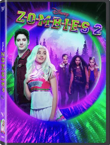 ZOMBIES 2 [2020] [DVD R1] [Latino]
