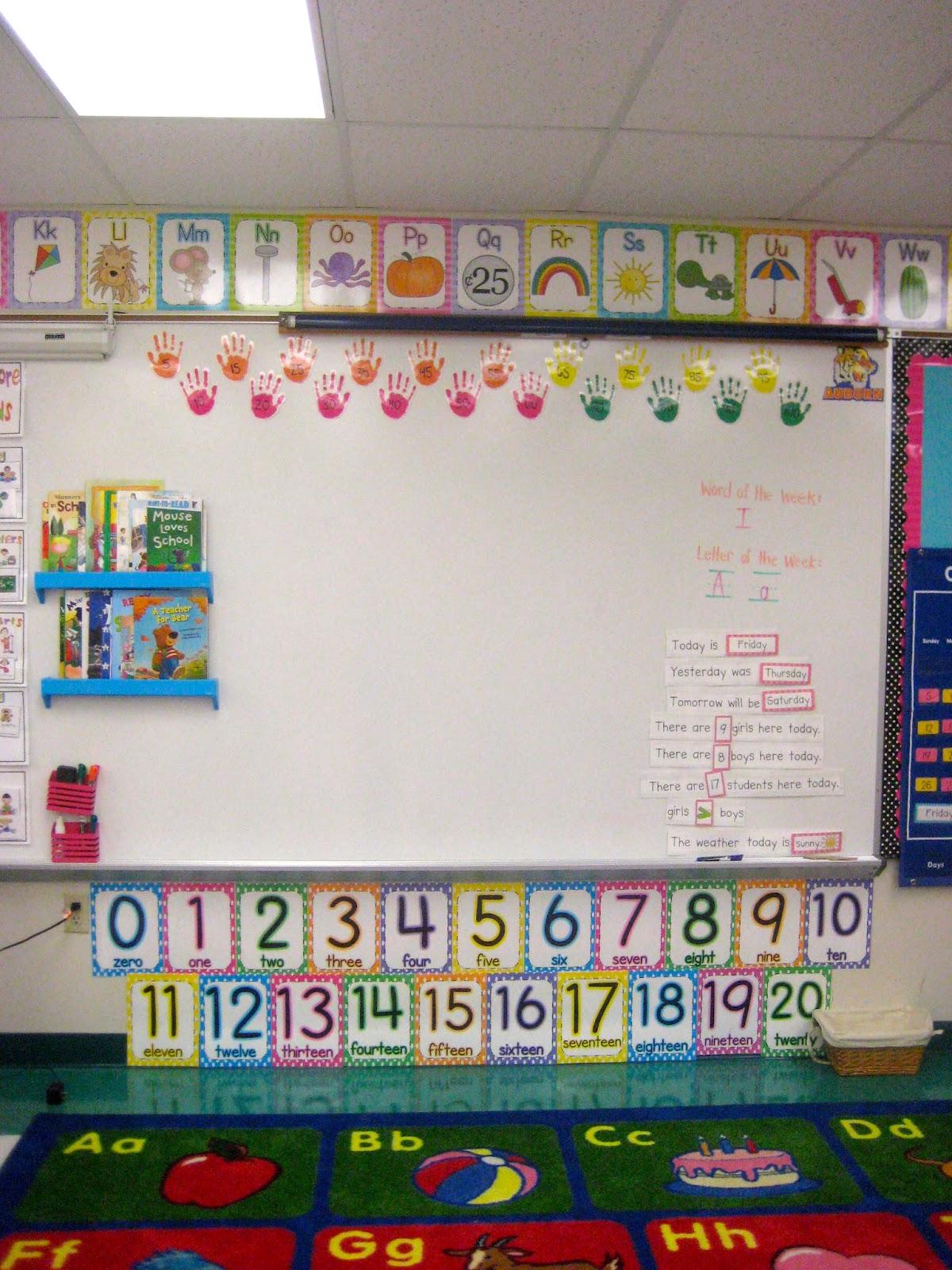 Kindergarten Classroom: Kindergarten Smiles: Classroom Tour :