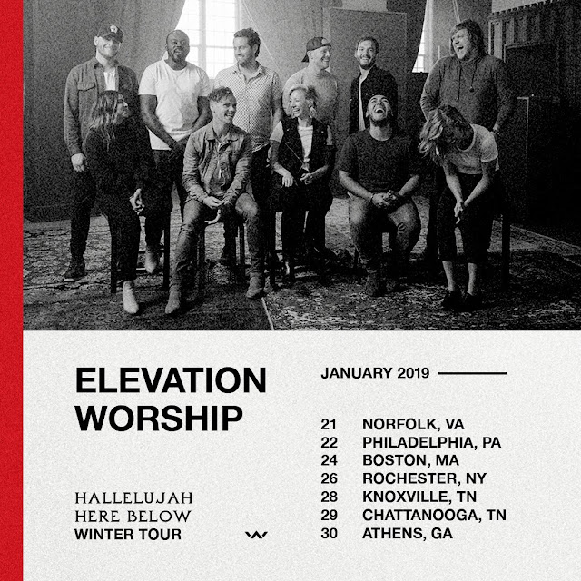 Hallelujah Here Below Elevation Worship: Extravagant Worship: Elevation Worship Announces Extended