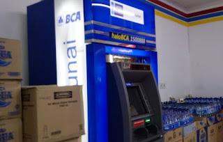 ATM BCA Tarik Tunai dan Setor Tunai CILEGON