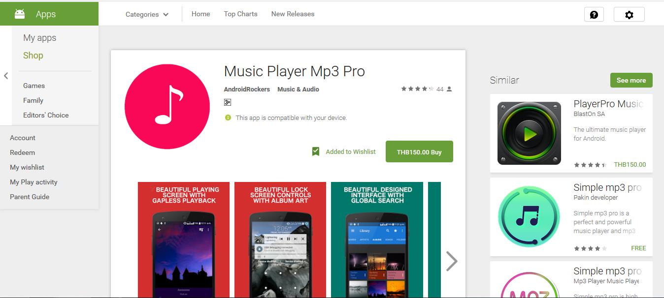 music pro apk