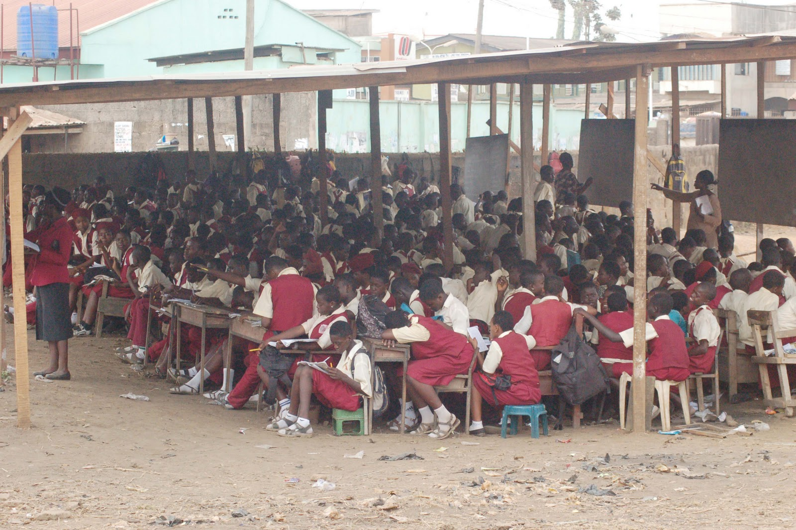 school community relationship in nigeria nigerian