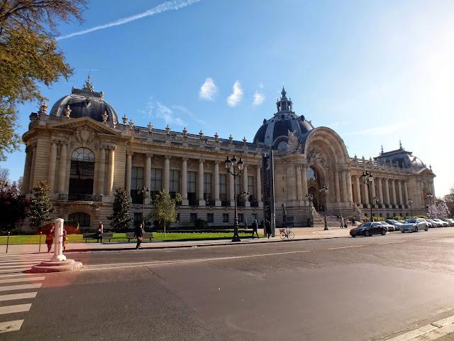Grand y Petit Palace