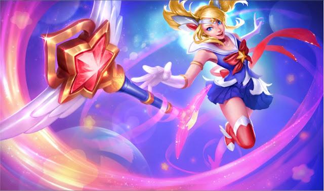 Mod Skin Lux Sailor Moon