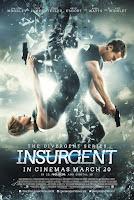 La serie Divergente: Insurgente (2015) online y gratis