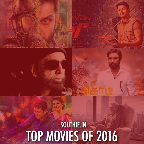 Theri, Kabali, 24, S3 Top Tamil films for 2016. Miruthan, Vishwaroopam2, Iru Mugan, Kodi, Thala 57 all are much awaited and top movies for 2016. Kamal Haasan, Rajinikanth, Vijay, Ajith, Dhanush, Vikram, Suriya, Samantha, Trisha, NItya Menon