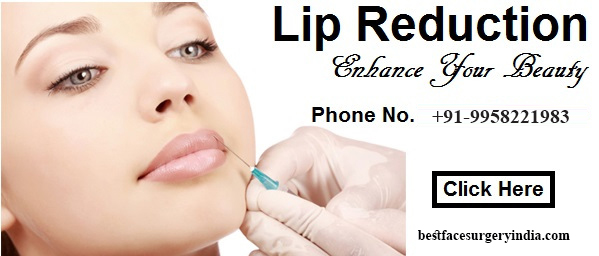 lip reduction in delhi