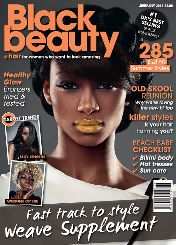 hair styling magazines black hair magazines uk afrodeity 7178